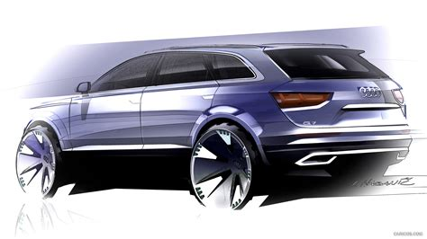Audi Q7 Picture by Audi Q7 Picture 134444 Audi Photo Gallery Carsbase