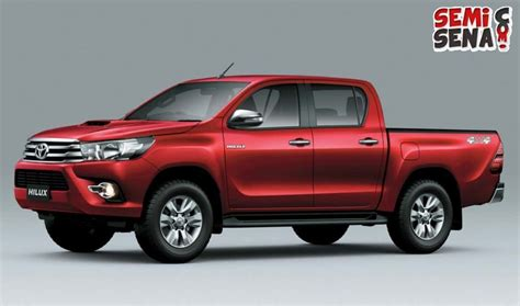 Gambar Mobil Toyota Hilux by All New Toyota Hilux Si Pikap Bertang Quot