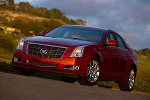 2008 Cadillac Cts Pictures  Photos Gallery