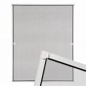 Fliegen Im Fensterrahmen : insektenschutz fliegengitter fenster alurahmen alu m ckenschutz wei 100x120cm ebay ~ Buech-reservation.com Haus und Dekorationen