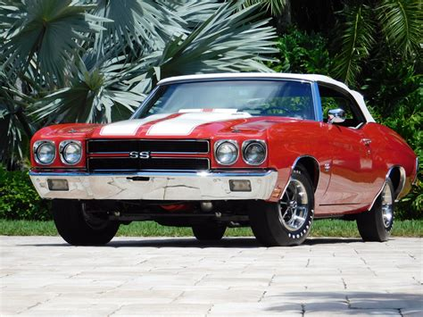 Chevrolet Chevelle Ss For Sale by 1970 Chevrolet Chevelle Ss Convertible For Sale