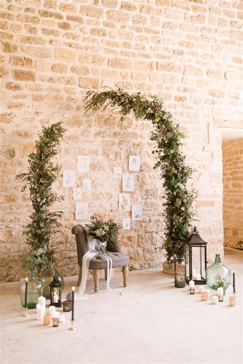 shooting dinspiration vegetal mariage vegetal deco