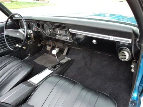 sell   chevelle ss convertible  speed