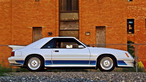 1985 Saleen Ford Mustang Wallpapers Hd Images Wsupercars