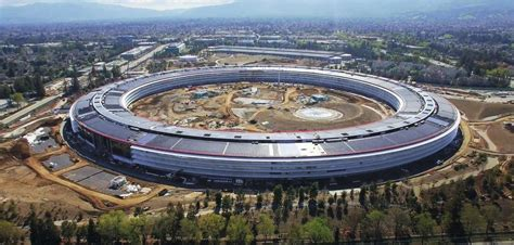 siege social d apple apple park le futur siège d 39 apple entre bientôt en