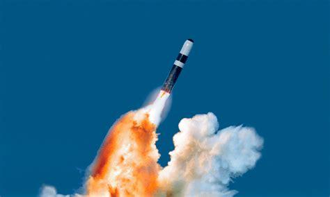 trident ii  fleet ballistic missile