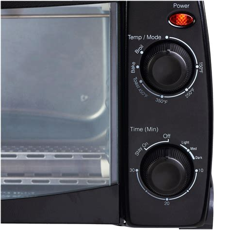 safest toaster oven 4 slice black toaster oven with dishwasher safe rack pan