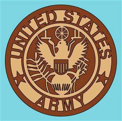 army insignia scroll  pattern scrollsawcom