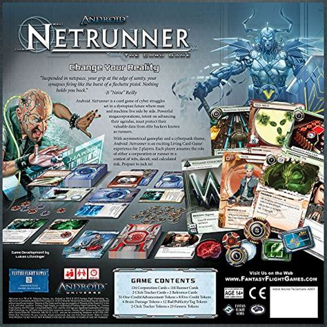 android netrunner the card game import it all