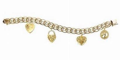 Bracelet Chains Charms Chain Background Charm Bracelets