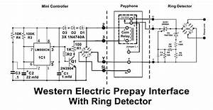 Wiring Harness Diagram For A Payphone