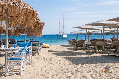 Ornos Beaches Mykonos