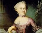 """Mujerícolas: Maria Anna Mozart. ¿Una """"genia"""" perdida"""
