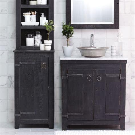 wood bathroom vanities americana reclaimed wood bathroom vanity anvil
