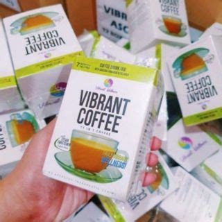 Consult with a licensed, qualified, healthcare professional before taking this dietary supplement product, especially if you are taking medication or. Vibrant 11in1 Coffee Slimming Coffee 7 Sachets per Box ...