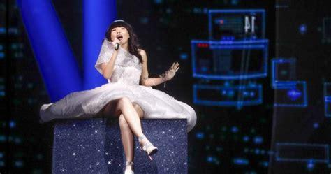 australie  winnaar volgens vroeger puntensysteem songfestivalbe