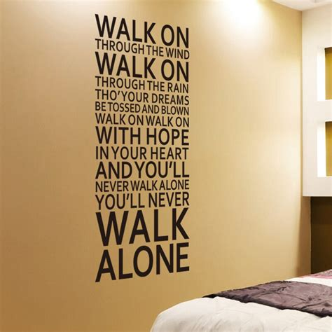 Wall Decor Inspirational Quotes