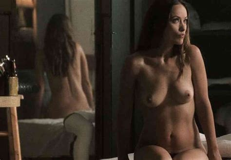 olivia wilde goes topless and fully nude
