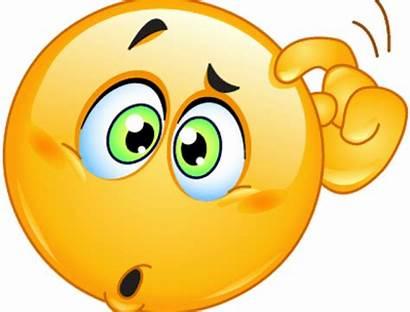 Sad Thinking Clipart Emoji Transparent Pinclipart