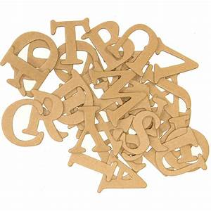natural chipboard letter stickers 15quot 36 pcs s j8577 With chipboard letters