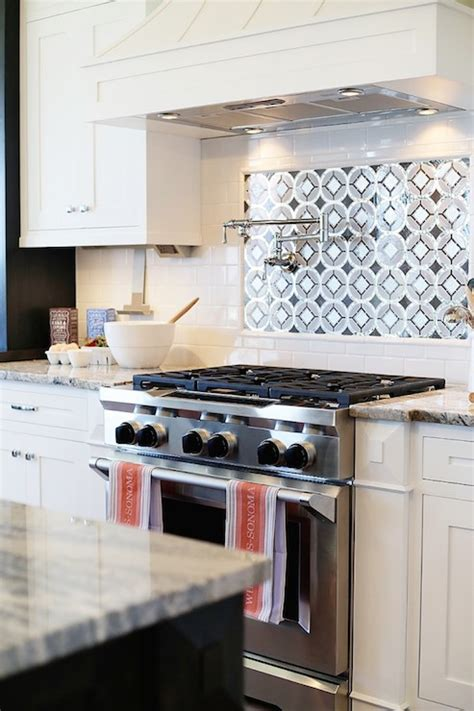 costa esmeralda granite transitional kitchen crisp