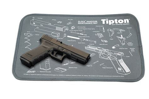 gun cleaning mat new tipton gun cleaning maintenance mats recoil