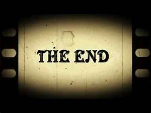 The End Title - YouTube