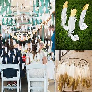 20pcs champagne Gold Glitter Dipped Feathers Party Decor