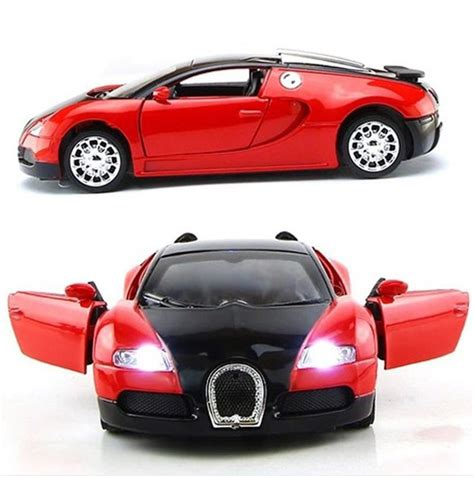 1 36 scale bugatti veyron diecast car with