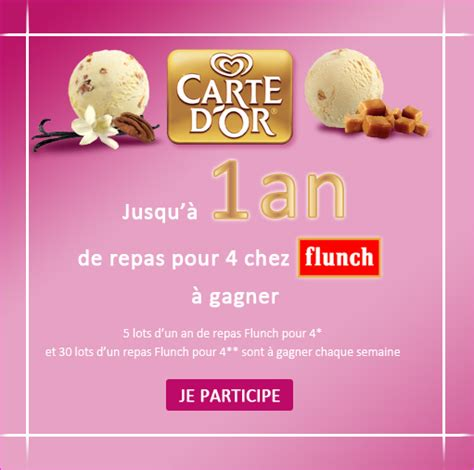 Carte Ticket Restaurant Astuce by Izy Concours Carte D Or Officiel Jeu Concours Carte D Or