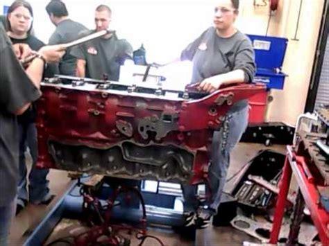 mack mp deisel engine assembly pt wmv youtube