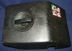 Mcculloch Pro Mac 610  605  650 Chainsaw Black Air Filter