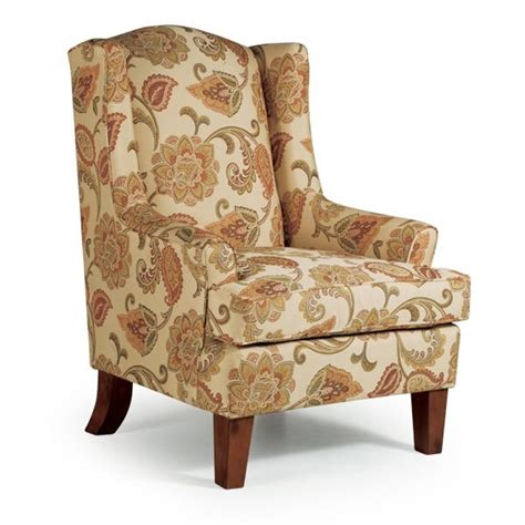 best home furnishings andrea wing back chair andrea