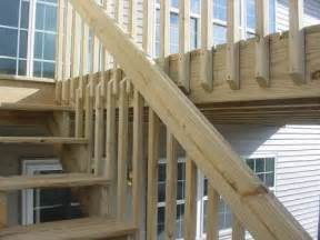 Deck Baluster Spacing Code Michigan by Cabinets