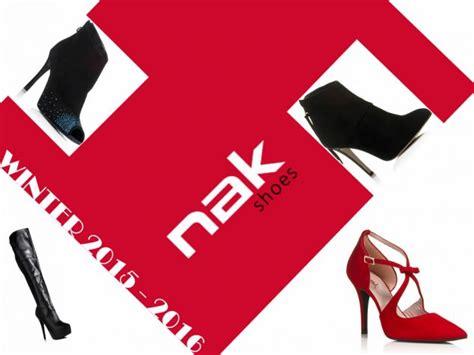 Nak Shoes 2016 Φθινόπωρο Χειμώνας