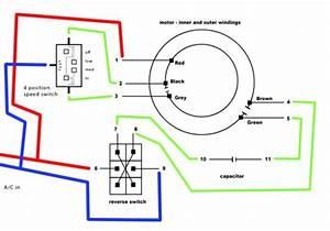 3 Speed Fan Switch Diagram
