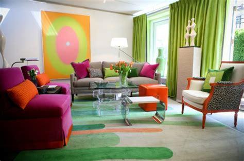 Lebendige Raumgestaltung Mit Farbe