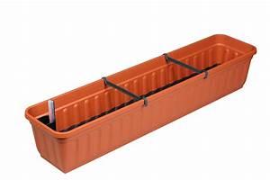 Blumenkasten Mit Wasserspeicher 100 Cm : xxl balkonkasten blumenkasten mit bew sserungssystem 100cm 3 farben w hlbar ebay ~ Sanjose-hotels-ca.com Haus und Dekorationen