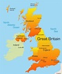 England, Great Britain, United Kingdom: What's the ...