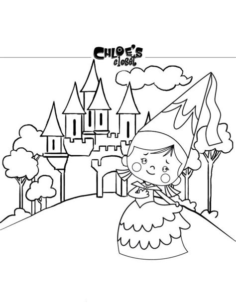 kids  funcom  coloring pages  chloes closet