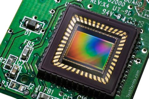 Image Sensor - cmos complementary metal oxide semiconductor definition