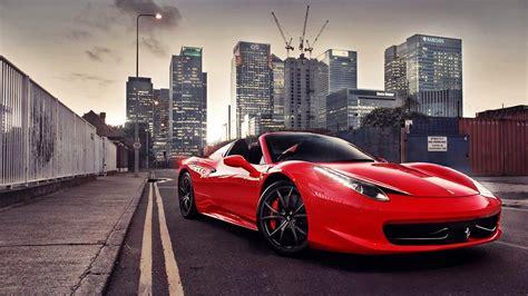 wallpaper ferrari  italia ferrari red luxury sports
