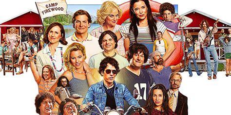 Wet Hot American Summer , La Série Netflix Délicieusement Déjantée à Ne Pas Rater Cet été (vidÉo