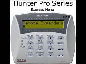 Pima Electronic System Hunter