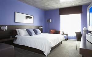 stilvoll couleur de chambre coucher id es peinture With couleur peinture pour chambre a coucher