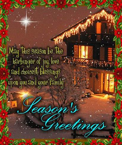Greetings Card Season Wishes Seasons Wish Ecards