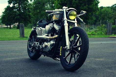 Harley-davidson Sportster Café Racer