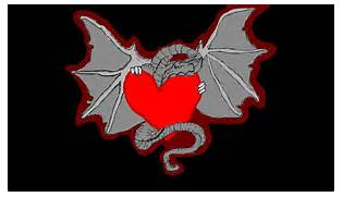 Dragon And Heart Drawing - pokelover101    2014 - Oct 26  2013  Dragons And Hearts Drawings