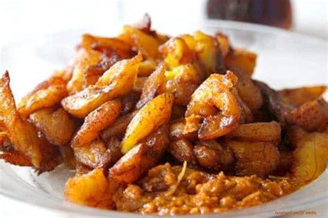 alloco recette typique ivoirienne la bonne cuisine
