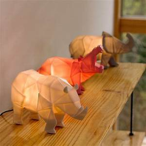 Safari Lamps Ancient Art Origami And Stylish